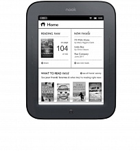 Barnes & Noble Simple Touch Reader with GlowLight
